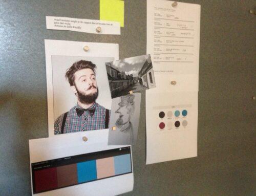 Moodboards: Sæt ord og billeder på en stemning