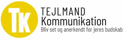Tejlmand Kommunikation Logo